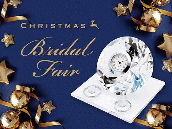 News 2018 クリスマス BridalFair